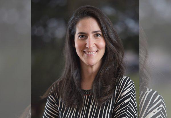Nova diretora na Kimberly-Clark