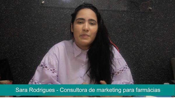 Sara Rodrigues, consultora de marketing para farmácias
