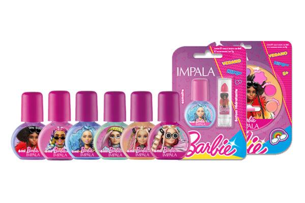 Impala lança coleção da Barbie